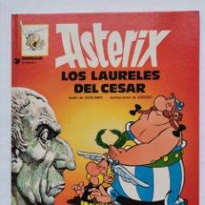 Cómics: ASTÉRIX LOS LAURELES DEL CÉSAR GRIJALBO 1980. Lote 243463955