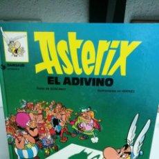 Cómics: ASTERIX 19 - EL ADIVINO. Lote 243467055