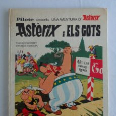Cómics: ASTERIX I ELS GOTS - EN VALENCIANO - MARS IVARS - 1978. Lote 243563985