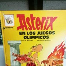 Cómics: ASTÉRIX -EN LOS JUEGOS OLÍMPICOS. Lote 243632115