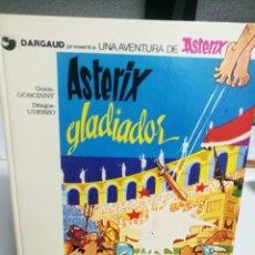 Cómics: ASTERIX GLADIADOR.. Lote 243633070