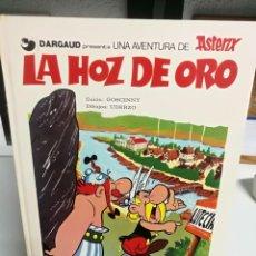 Cómics: ASTERIX LA HOZ DE ORO. Lote 243634490