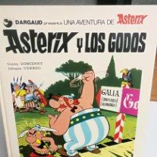 Cómics: ASTERIX Y LOS GODOS.. Lote 243635305