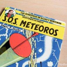 Cómics: LAS AVENTURAS DE BLAKE Y MORTIMER - Nº5 - S.O.S. METEOROS - 1985. Lote 243778875