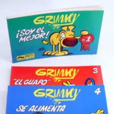 Cómics: GRIMMY 4. SE ALIMENTA (MIKE PETERS) JUNIOR / GRIJALBO, 1991. MOTHER GOOSE AND GRIMM. OFRT. Lote 243895985