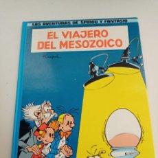 Cómics: X SPIROU Y FANTASIO 11. EL VIAJERO DEL MESOZOICO (GRIJALBO). Lote 244020540