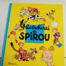 Comics: X SPIROU Y FANTASIO 30. 4 AVENTURAS DE SPIROU Y FANTASIO (GRIJALBO). Lote 244021135