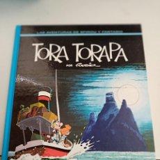 Comics: X SPIROU Y FANTASIO 36. TORA TORAPA (GRIJALBO). Lote 244021580