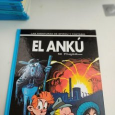 Comics: X SPIROU Y FANTASIO 39. EL ANKU (GRIJALBO). Lote 244021755
