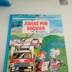 Comics: X SPIROU Y FANTASIO 41. JUDIAS POR DOQUIER (GRIJALBO). Lote 244021945