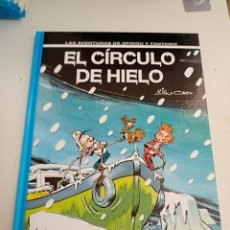 Cómics: X SPIROU Y FANTASIO 42. EL CIRCULO DE HIELO (GRIJALBO). Lote 244022035