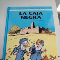 Cómics: X SPIROU Y FANTASIO 44. LA CAJA NEGRA (GRIJALBO). Lote 244022185
