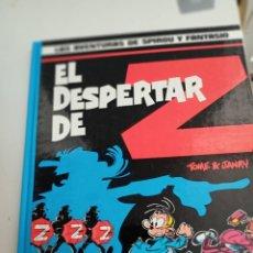 Cómics: X SPIROU Y FANTASIO 23. EL DESPERTAR DE Z (GRIJALBO). Lote 244022375