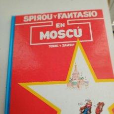 Cómics: X SPIROU Y FANTASIO 28. SPIROU Y FANTASIO EN MOSCU (GRIJALBO). Lote 244022775