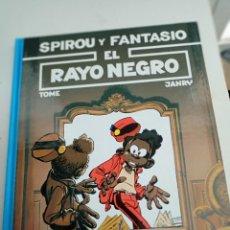 Cómics: X SPIROU Y FANTASIO 32. EL RAYO NEGRO (GRIJALBO). Lote 244022840
