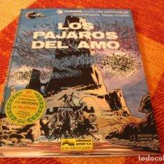 Cómics: LOS PAJAROS DEL AMO VALERIAN AGENTE ESPACIO TEMPORAL MEZIERES CHRISTIN DARGAUD. Lote 244698975