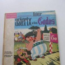 Cómics: ASTÉRIX Y LOS GODOS - ED. MOLINO - COL. PILOTO - 1966 E2. Lote 244710785