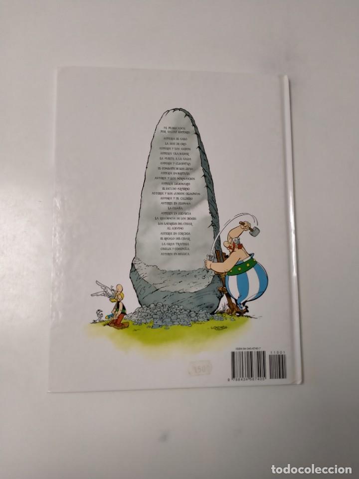 Cómics: Astérix La Gran Travesía número 22 Editorial Salvat 1999 - Foto 2 - 244884530