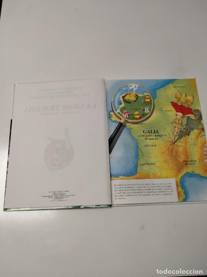 Cómics: Astérix La Gran Travesía número 22 Editorial Salvat 1999 - Foto 4 - 244884530