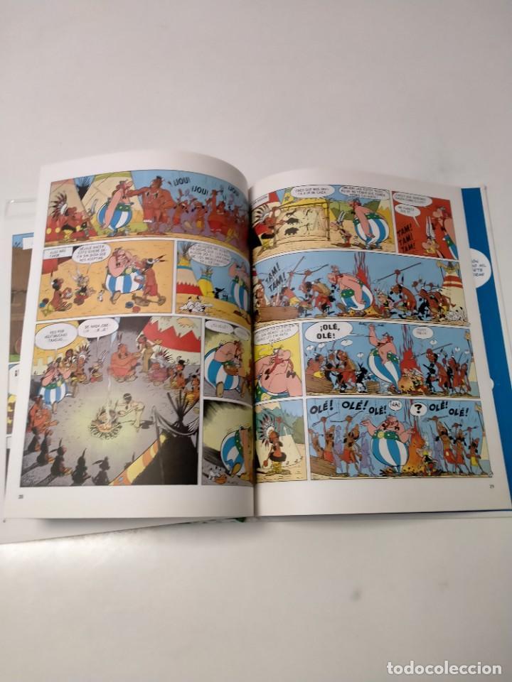 Cómics: Astérix La Gran Travesía número 22 Editorial Salvat 1999 - Foto 6 - 244884530