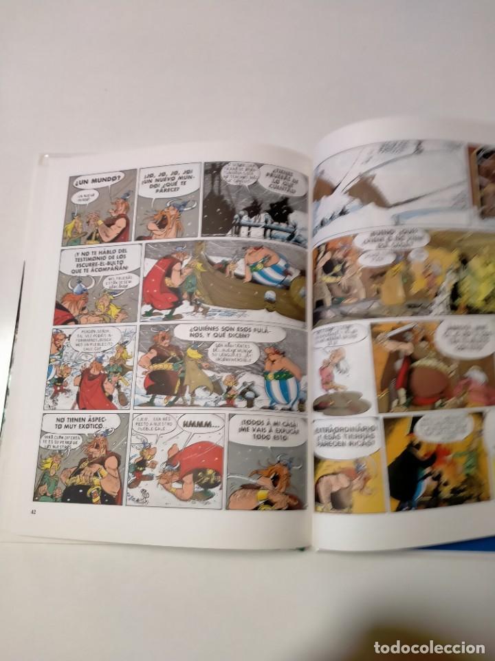 Cómics: Astérix La Gran Travesía número 22 Editorial Salvat 1999 - Foto 7 - 244884530