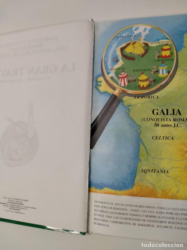 Cómics: Astérix La Gran Travesía número 22 Editorial Salvat 1999 - Foto 8 - 244884530