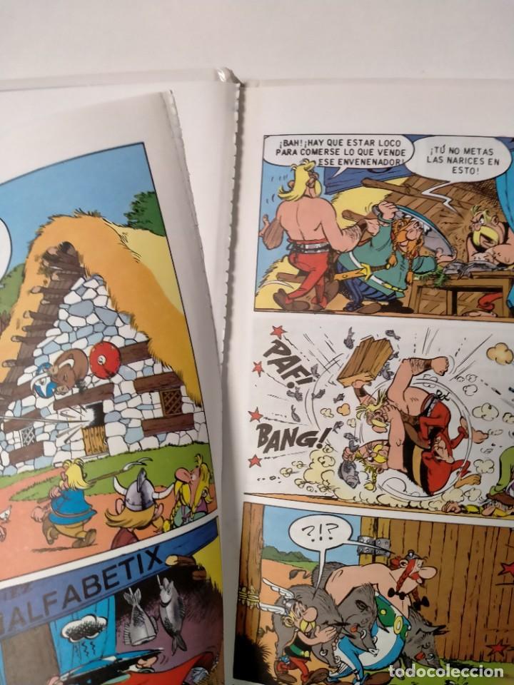 Cómics: Astérix La Gran Travesía número 22 Editorial Salvat 1999 - Foto 10 - 244884530
