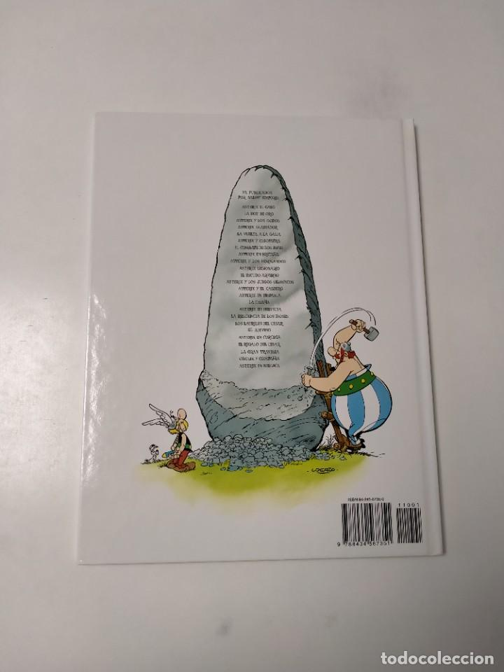 Cómics: Astérix La Residencia de los Dioses número 17 Editorial Salvat 1999 - Foto 2 - 244887710