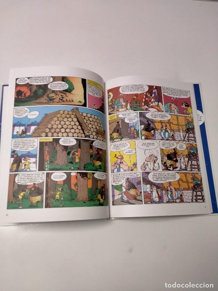 Cómics: Astérix La Residencia de los Dioses número 17 Editorial Salvat 1999 - Foto 5 - 244887710