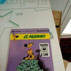 Cómics: X LUCKY LUKE 2. EL PADRINO. UNA AVENTURA DE RAN TAN PLAN (GRIJALBO). Lote 245201435
