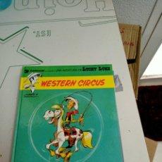 Cómics: X LUCKY LUKE 15. WESTERN CIRCUS (GRIJALBO). Lote 245201890