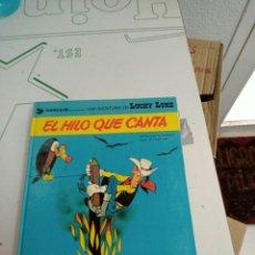 Cómics: X LUCKY LUKE EL HILO QUE CANTA (GRIJALBO). Lote 245202120