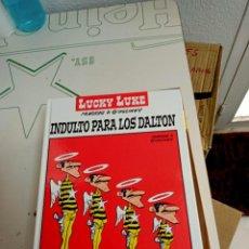 Cómics: X LUCKY LUKE 16. INDULTO PARA LOS DALTON (PLANETA). Lote 245210185