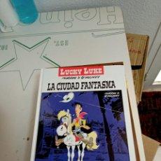 Cómics: X LUCKY LUKE 17. LA CIUDAD FANTASMA (PLANETA). Lote 245210290