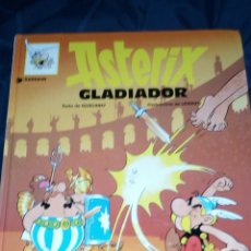 Cómics: ASTERIX GLADIADOR. EDICIÓN EN GALLEGO. EDITORIAL GALAXIA. Lote 245288285