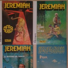 Cómics: JEREMIAH. Lote 245393850