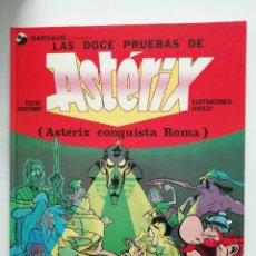 Cómics: LAS DOCE PRUEBAS DE ASTERIX. Lote 245551135
