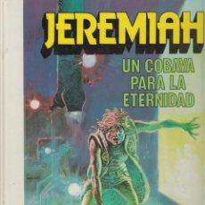 Cómics: JEREMIAH Nº 5 - UN COBAYA PARA LA ETERNIDAD, DE HERMANN. Lote 245966215