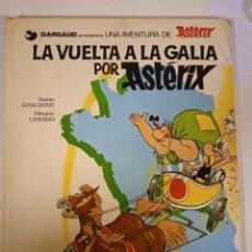 Cómics: COMIC ASTÉRIX AL VUELTA A LA GALIA. Lote 245978825