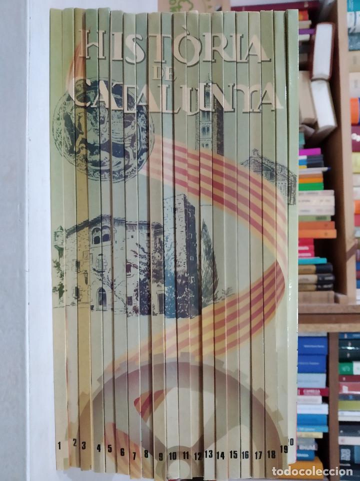 Cómics: HISTORIA DE CATALUNYA - 20 TOMOS COMPLETA - TAPA DURA - EN CATALAN - Foto 3 - 246066910