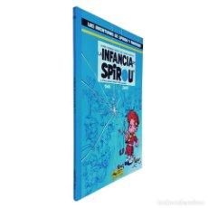 Cómics: LA INFANCIA DE SPIROU / LAS AVENTURAS DE SPIROU Y FANTASIO Nº 24 / JUNIOR GRIJALBO 90 (TOME & JANRY). Lote 246175735