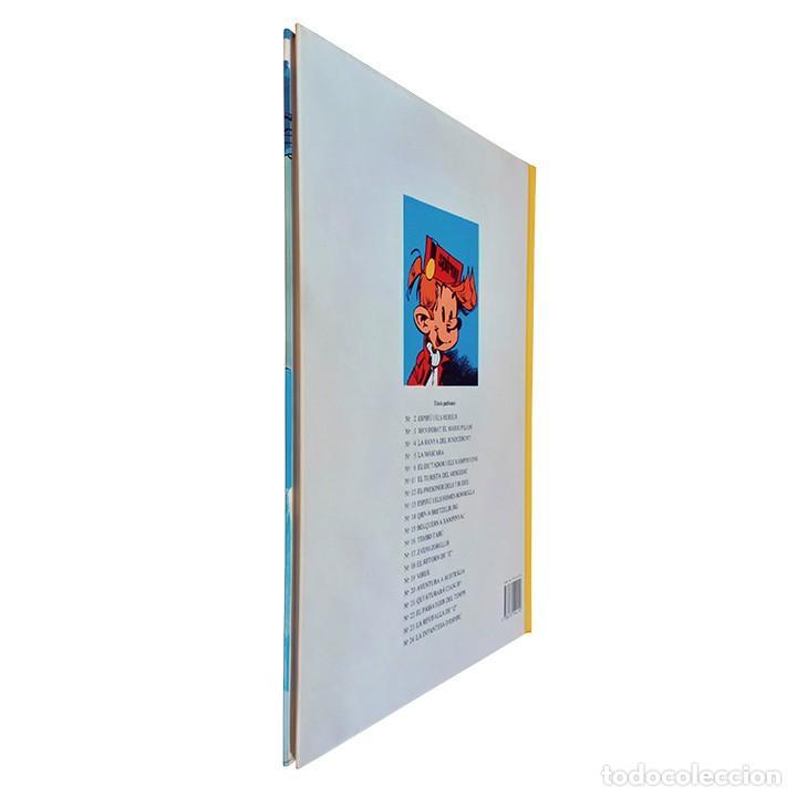 Cómics: QRN A Bretzelburg / Spirou y Fantasio / Espirú i Fantàstic Nº 14 (català) 1990 Franquin - Foto 2 - 246177095