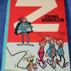 Cómics: LAS AVENTURAS DE SPIROU Y FANTASIO NUMERO 15 B - COMO ZORGLUB - MUNDIS (1980). Lote 246357590