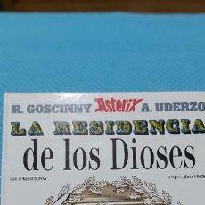 Cómics: ASTÉRIX LA RESIDENCIA DE LOS DIOSES CIRCULO DE LECTORES. Lote 246551365