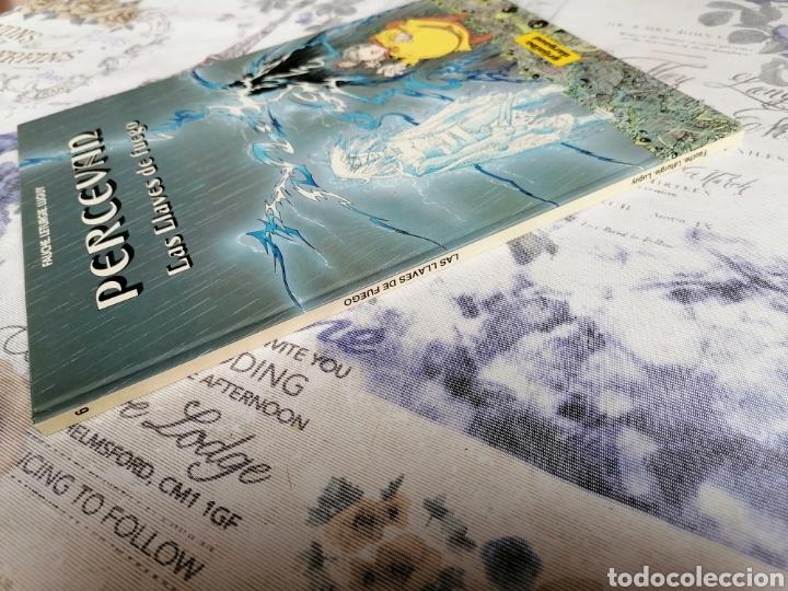 Cómics: CÓMIC PERCEVAN VOL 6: LAS LLAVES DE FUEGO. GRIJALBO - Foto 4 - 246700120