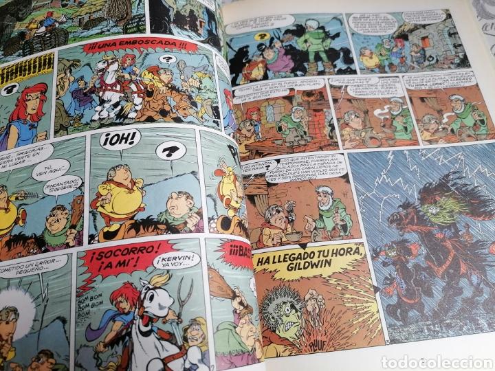 Cómics: CÓMIC PERCEVAN VOL 3 : LA ESPADA DE GANAEL EDICIONES JUNIOR - Foto 2 - 246701420
