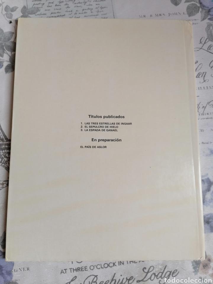 Cómics: CÓMIC PERCEVAN VOL 3 : LA ESPADA DE GANAEL EDICIONES JUNIOR - Foto 3 - 246701420