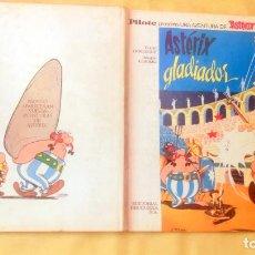 Cómics: ASTÉRIX PILOTE SIN NÚMERO - ASTERIX GLADIADOR LOMO BLANCO B - MUY BUENO. Lote 246881270
