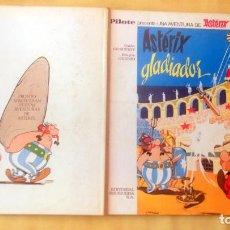 Cómics: ASTÉRIX PILOTE SIN NÚMERO - ASTERIX GLADIADOR LOMO BLANCO A - MUY BUENO. Lote 246882125