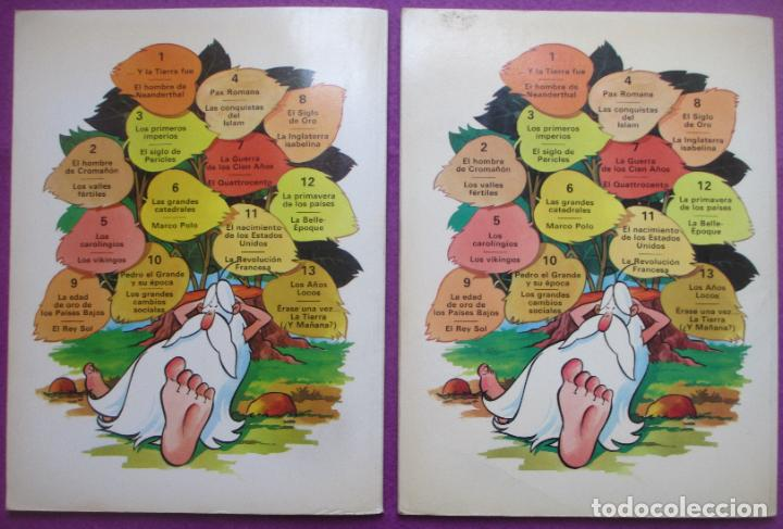 Cómics: COLECCION COMPLETA TEBEOS ERASE UNA VEZ... EL HOMBRE 13 TEBEOS - Foto 7 - 246909045